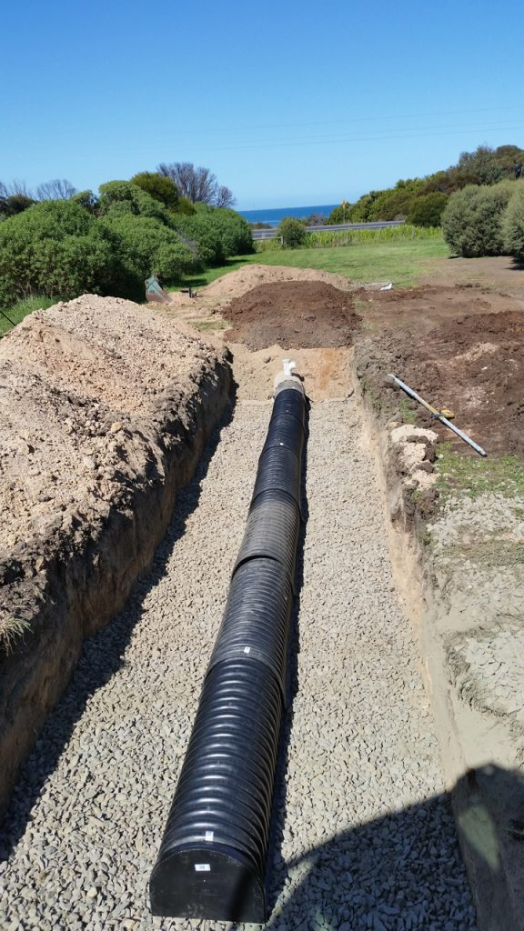 Sand filters wastewater systems Fleurieu Peninsula